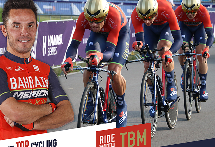 Client: Team Bahrain Merida